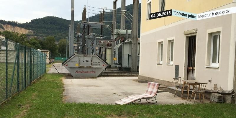 Umspannwerk, Josef-Ornig-Straße 16 © Clemens Setz
