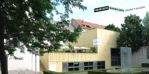 Literaturhaus Graz © Agnes Altziebler