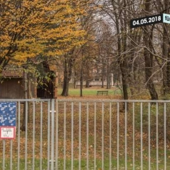 Ehemaliger Park, Puntigamerstraße/Casalgasse © Jürgen Fuchs, KLZ