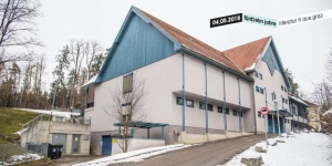 Biomedizinisches Institut & Villa Hahnhof, Roseggerweg 48/50 © Jürgen Fuchs, KLZ