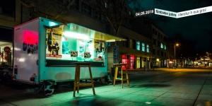 Nachtwürstelstand, Lendplatz ©   Stefan Pajman, ballguide/Kleine Zeitung