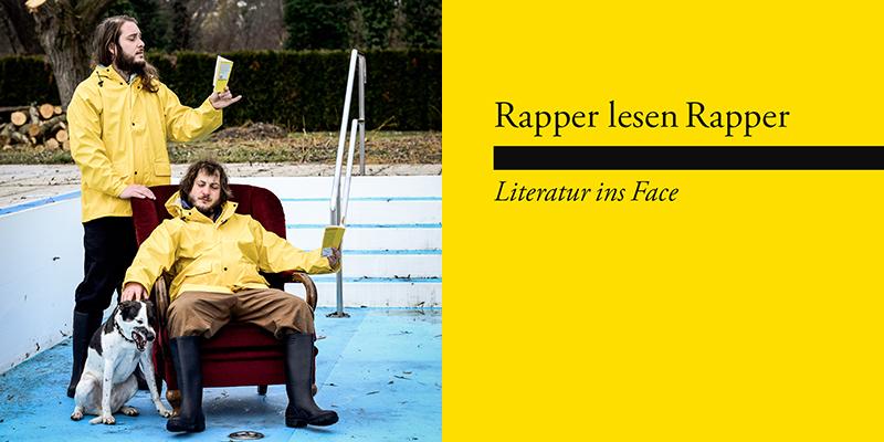 © Rapper lesen Rapper