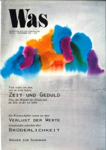 WAS (Cover), Nr. 33, November 1981
