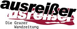 ausreisser Logo RGB schwarz