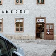 Verein DruckZeug, ehem. Druckerei Bauer, Annenstraße/Innenhof,  © Lena Prehal