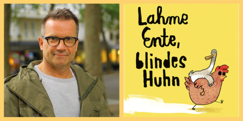 Hub © Stefan Schugt; Cover: Carlsen